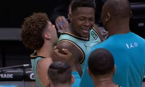 rozier hornets