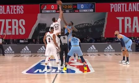 Blazers Grizzlies Play-In Tournament 23 avril 2021