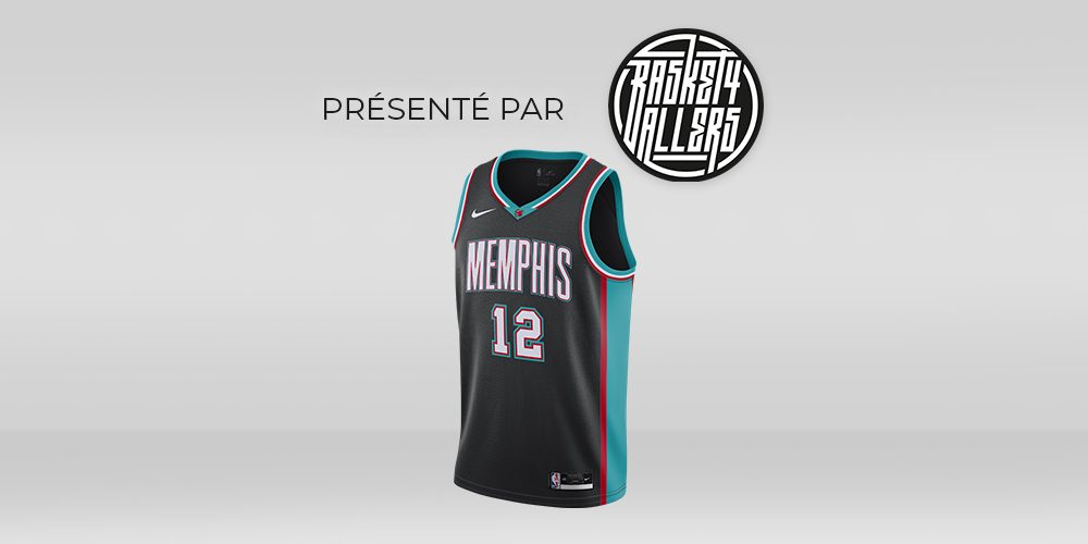 Maillot Grizzlies Ja Morant Nike Classic Edition