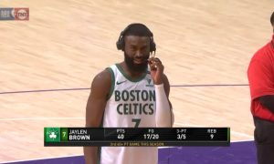 Jaylen Brown Celtics 16 avril 2021