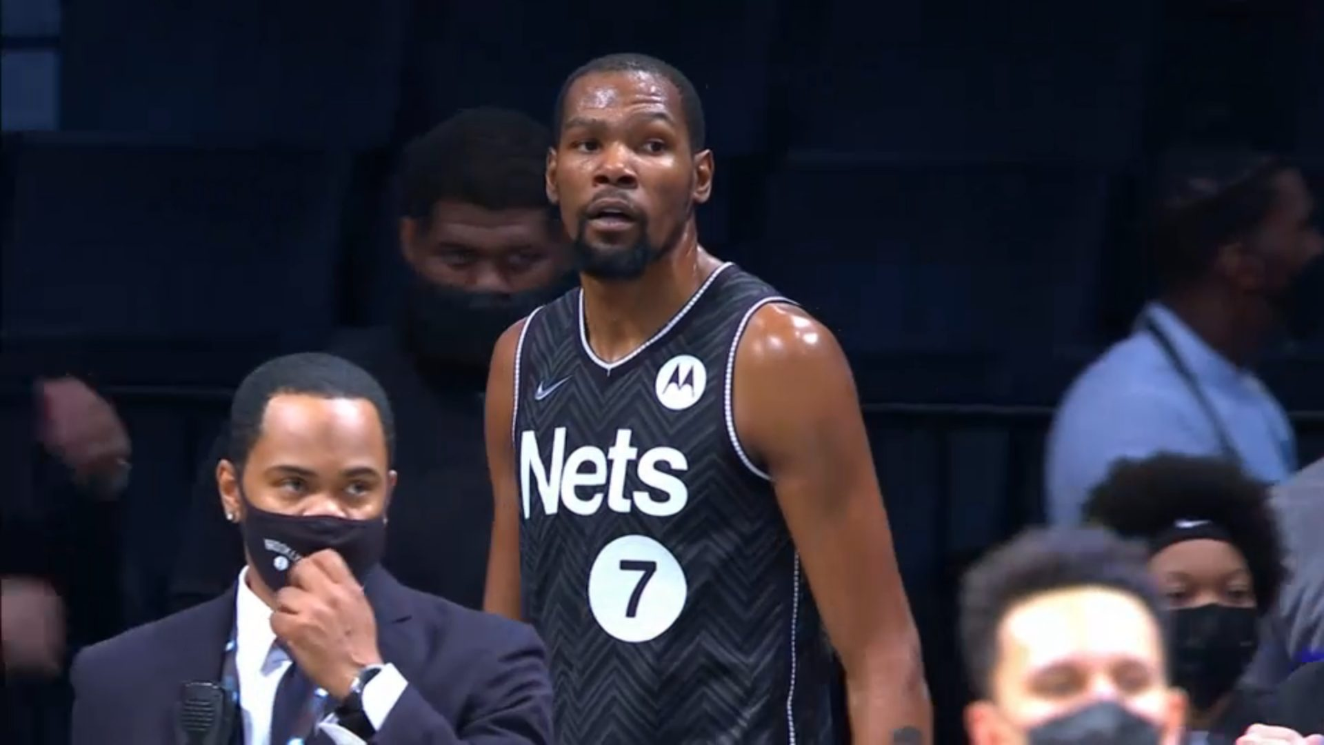 Kevin Durant Nets 26 avril 2021