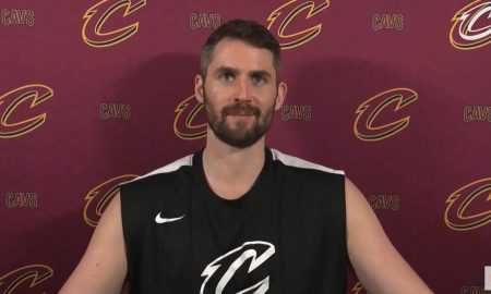 Kevin Love 15 avril 2021