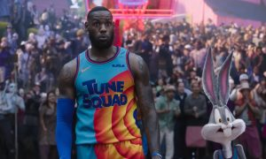 LeBron James Space Jam 2 3 avril 2021 2