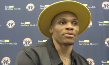 Russell Westbrook 26 avril 2021