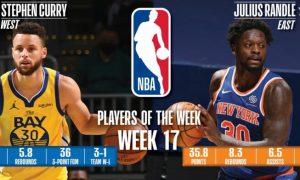Player Of The Week - Curry Randle