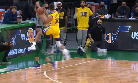 stephen Curry 18 avril 2021