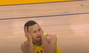 Stephen Curry 22 février 2019