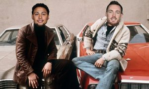 Bryn Forbes et Pat Connaughton starsky et hutch