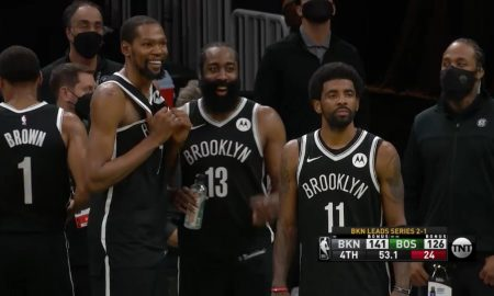 Durant Harden Irving Nets 31 mai 2021 preview
