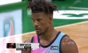 Jimmy Butler Boston Miami Heat 9 mai 2021