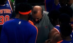 Knicks Tom Thibodeau, Julius Randle