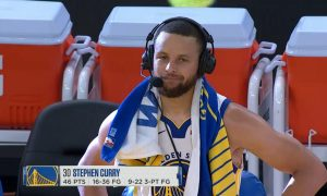 Stephen Curry Warriors 17 mai 2021