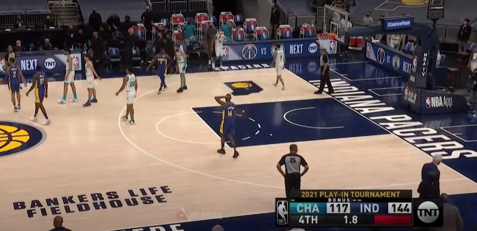 Hornets Pacers 17 juin 2021