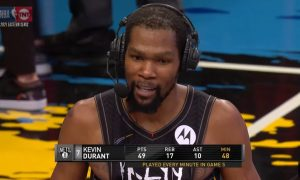 Kevin Durant interview 16 juin 2021