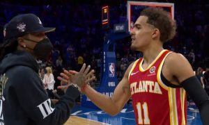Trae Young 17 juin 2021