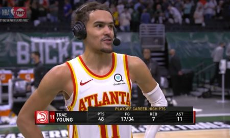 Trae Young stats 24 juin 2021