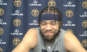 JaVale McGee Jeux Olympiques